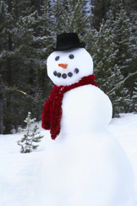 My 36 for 36: Build a Snowman Taller than Me
